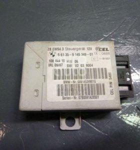 Блок сигнализации (штатной) BMW X5 E53 2000-2007; (61359145349)