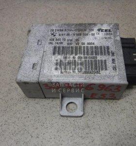 Блок сигнализации (штатной) BMW X5 E53 2000-2007; (61356988104)