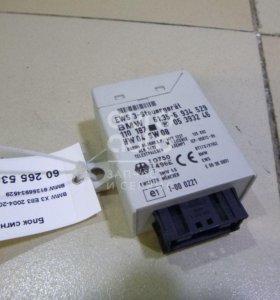 Блок сигнализации (штатной) BMW X3 E83 2004-2010; (61356934529)