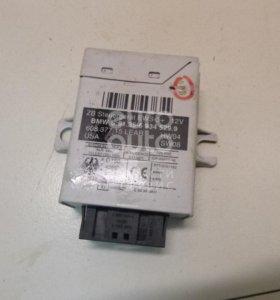 Блок сигнализации (штатной) BMW X5 E53 2000-2007; (61356934529)