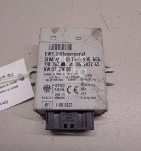 Блок сигнализации (штатной) BMW 3-серия E46 1998-2005; (61356905666)