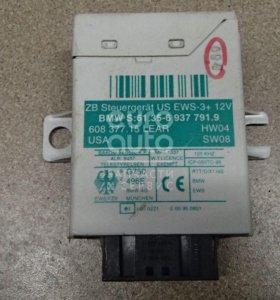 Блок сигнализации (штатной) BMW X3 E83 2004-2010; (61356937791)