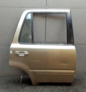 Дверь боковая правая задняя Honda CRV | Хонда СРВ (ЦРВ) 1996-2002, 2001