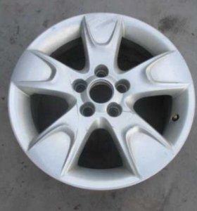 Диск колесный легкосплавный Skoda Roomster