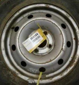 Диск колесный железо Renault Logan I