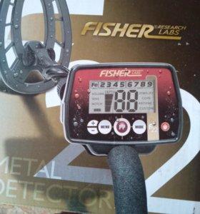 Металоискатель Fisher f22