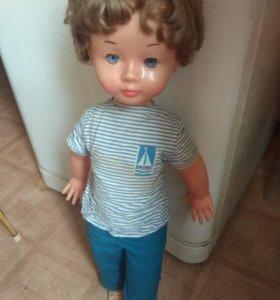 Кукла ходячая СССР
