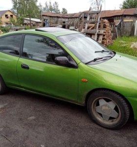 Mazda 323, 1996