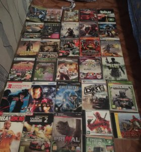 Игры на дисках