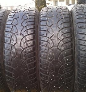 225/70 R16 Continental Conti4x4IceContact 4шт