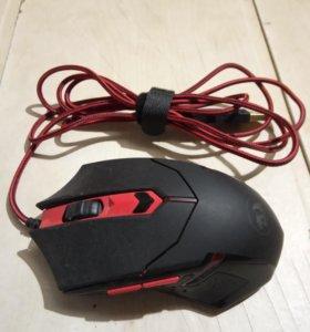 Игровая мышь red dragon