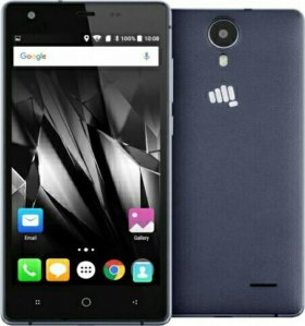Смартфон Micromax Canvas 5 lite q462 brown
