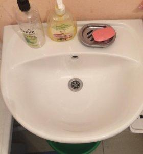 Раковина с ванную
