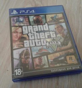 GTA 5 PS4 playstation 4.
