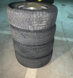 Диски статус приора шины nokian