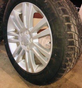 Комплект колёс зима