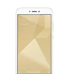 Xiaomi Redmi4x 32gb цвет розовое золото