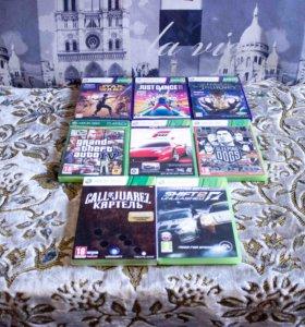 Игры на Xbox360 лицензия