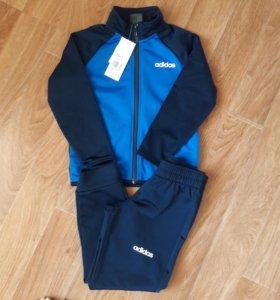Новый спортивный костюм Adidas р110