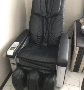 Массажное кресло, с купюроприемником