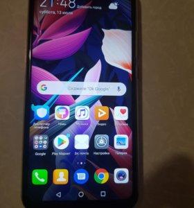 Huawei mate 20 lite 64Gb рст синий компл+обмен