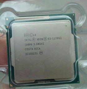 Процессор XEON E3-1270v2