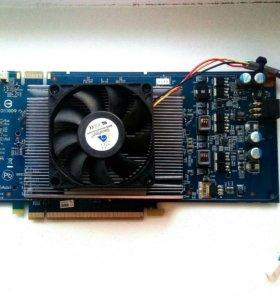 Видеокарта Nvidia 9600GT 512 mb. DDR3