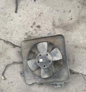 Вентилятор ВАЗ 2114