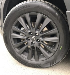 Комплект колес 245/55 R19