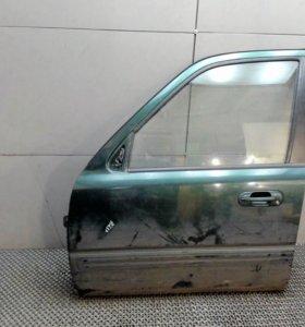 Дверь боковая левая передняя Honda CRV | Хонда СРВ (ЦРВ) 1996-2002, 2000