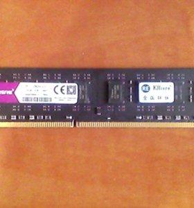 DDR3 8gb 1600 Intel/AMD