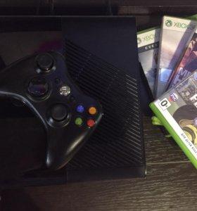 Игровая консоль Xbox 360