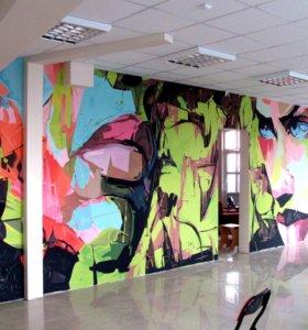 Художник/роспись стен любой сложности