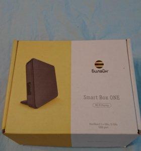 Роутер WiFi Билайн Smart Box one