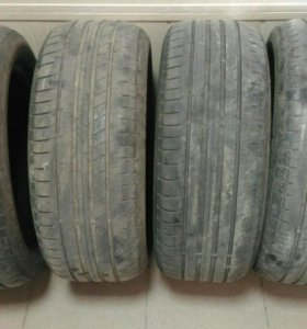 Резина Goodyear Efficient grip