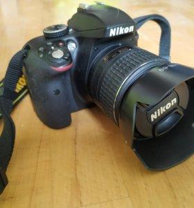 Фотоаппарат Никон D3300