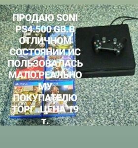 SONI PS4