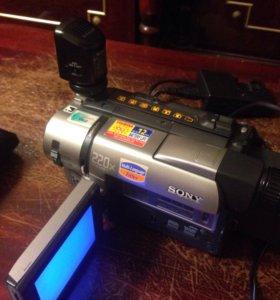 Видеокамера Sony ccd-trv55e