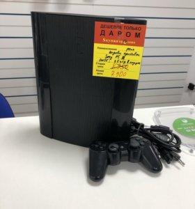 Sony PlayStation 3, 21 игра в подарок