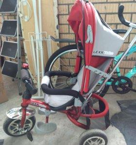 Детский велосипед Lexx Trike . 3-х колесный