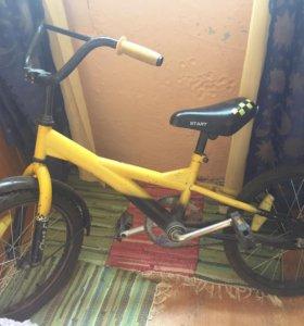 Велосипед на 7-9лет
