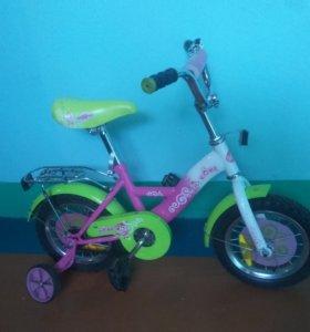 """Велосипед детский """"Нюша"""""""