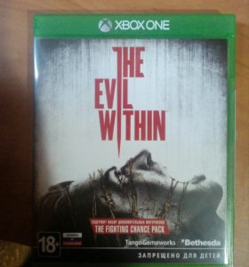 The evil within:the fighting chance pack