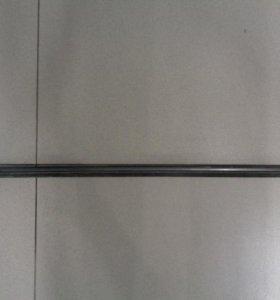 Накладка стекла переднего правого (бархотка)  Хендай, Хундай Акцент 2000-2012.  8222025000