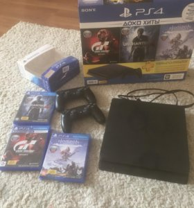 Sony PlayStation4 PS4 500 гб