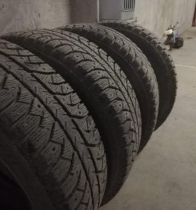 Зимние шины Bridgestone cruise R15 195/65