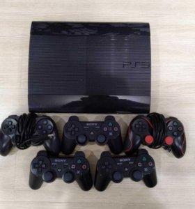Sony PlayStation 3 в отличном состоянии.