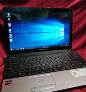 Ноутбук Packard Bell (2 ядра / 4GB / 320GB)