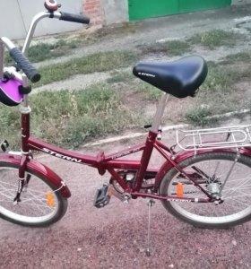 Велосипед складной Stern travel 20