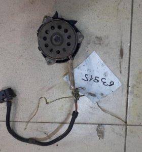 Моторчик вентилятора кондиционера  Шкода Фабиа 1999-2007.  6Q0959455J